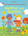 Getting Dressed Sticker Book Weather and Seasons by Felicity Brooks (Paperback, 2013)