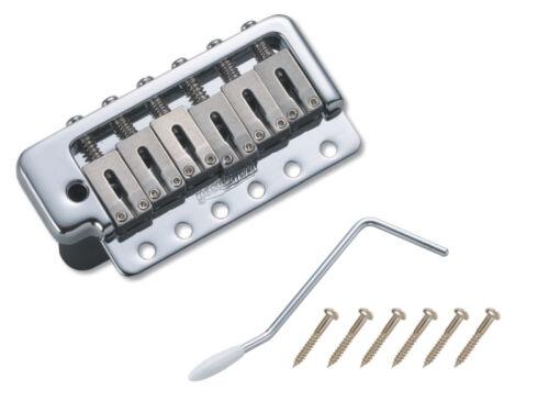 Wilkinson WVPCSB (Steel Block) Tremolo for Stratocaster