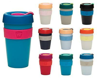 Keep Cups Reusable Plastic Coffee Cup - Take away takeaway style travel mug