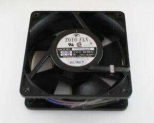 New Toyo 15W 115VAC 50/60 Hz Metal Frame Fan TF120345AW