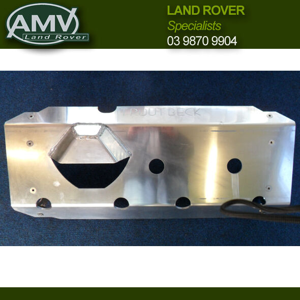 Land Rover Defender 1994 - 2007 - Axle & Diff Protection Plate