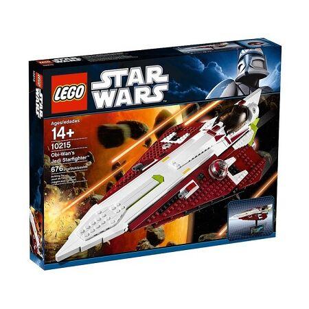 LEGO 10215 StarWars Obi-Wan's Jedi Starfighter   NEU ungeöffnet