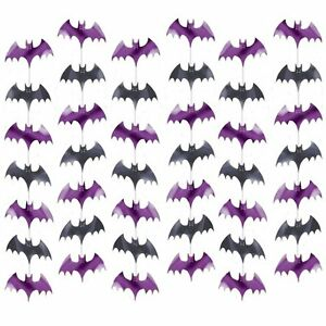 Bat-Bats-Scary-Halloween-String-Decorations-Party