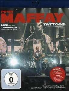 Tattoos: Live [Blu-ray]
