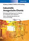 Industrielle Anorganische Chemie by Armin Muller, Karl Heinz Buchel, Hans-Heinrich Moretto, Peter Frohlich, Michael Katzberg, Dietmar Werner, Martin Bertau (Hardback, 2013)