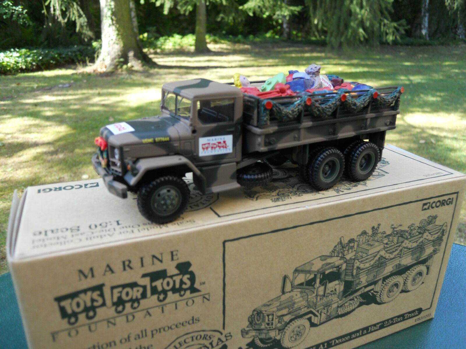 VIETNAM CORGI MILITARE 50205 M35 A1 2,5-tono Camion