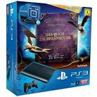 Sony Playstation 3 Super Slim Wonderbook: Book of Spells Bundle 500 GB Charcoal Black Console