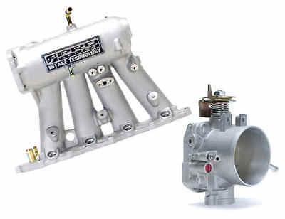 Skunk2 PRO Intake Manifold Silver & 70mm Throttle Body Integra GSR B18C1