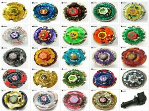 Beyblade-27-style-4D-system-Single-Metal-TOP-amp-Power-Launcher-LOT-SET-CHOOSE-NEW