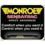 MONROE 4 SENSATRAC 72238 72239 STRUTS 71114 ACURA RSX 02 03 04