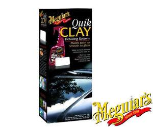 Meguiars-Quik-Clay-Starter-Kit-473ml-50g-Clay-Bar