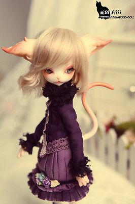 Miss Kitty full-set in STOCK 1/6 BB DollZone 27cm cat doll dollfie BJD Yo-sd