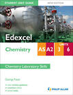 Edexcel AS/A2 Chemistry Student Unit Guide New Edition: Units 3 and 6 Chemistry Laboratory Skills by George Facer (Paperback, 2013)