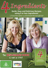 4 Ingredients : Series 1 (DVD, 2010)