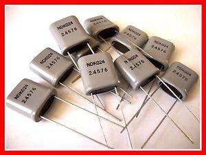 NDK-NDK024-2-4576-MHZ-CRYSTAL-OSCILLATOR-HC-33-10-Pack