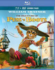 The True Story of Puss N Boots (Blu-ray Disc, 2011)