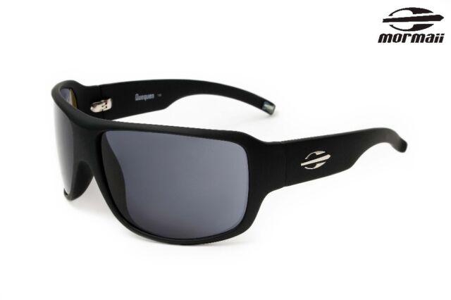 New Brazil MORMAII Model Quequen Men's Sport Sunglasses w/ Polarized Lenses