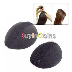Woman-Beauty-Hair-2-PCS-Volume-Hair-Base-Velcro-Bump-Styling-Insert-Tool