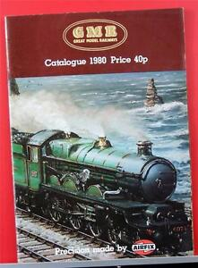 GMR-GREAT-MODEL-RAILWAYS-CATALOGUE-or-CALALOG-AIRFIX-1980-00-Scale