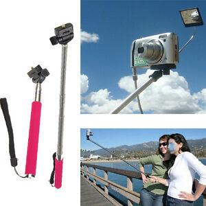 Red-Self-portrait-Camera-Tripod-Telescopic-Monopod-for-Digital-Camera-Camcorder