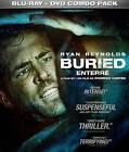 Buried (Blu-ray/DVD, 2011, 2-Disc Set, Canadian)