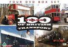 100 Years Of British Transport (DVD, 2011, 4-Disc Set)