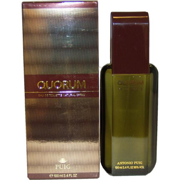 9cc82d63762b9 Antonio Puig Quorum 3.4oz Men's Eau de Toilette for sale online   eBay