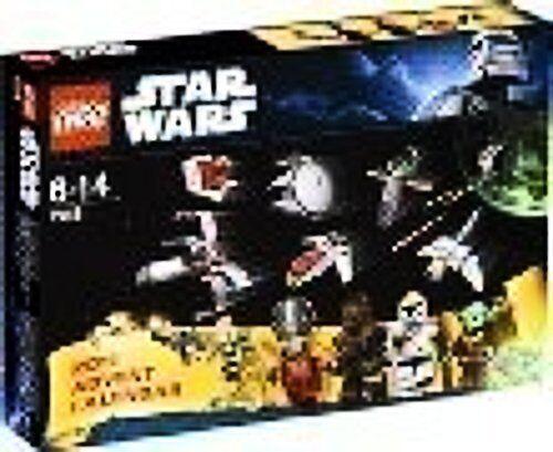 Lego Star Wars 2011 ADVENT CALENDAR neuf  scellé non ouvert parfait état 7958  économiser jusqu'à 50%