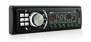 Car-MP3-USB-SD-Aux-in-Bluetooth-Stereo-Radio-AM-FM-Deckless-Ice-White