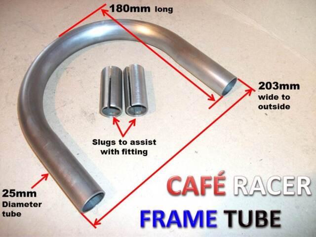CAFE RACER SEAT FRAME LOOP  - HONDA XBR500 - CB500T - CB450 - CB350