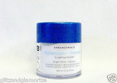 CND Creative Nail RETENTION Powder Assorted Colors .8oz/22g !!!! ON SALE !!!!!!!