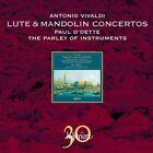 Antonio Vivaldi - Vivaldi: Lute & Mandolin Concertos (2010)
