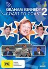 Graham Kennedy - Coast To Coast 2 (DVD, 2010, 2-Disc Set)