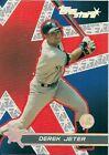 2001 Topps Stars Derek Jeter New York Yankees #43 Baseball Card