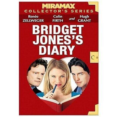 Bridget Jones' Diary (DVD, 2004, Collector's Edition)