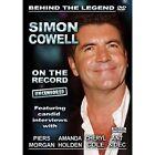Simon Cowell - On the Record [DVD] (+DVD, 2010)