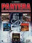 Pantera: Bass Anthology Series - Bass by Pantera (Paperback, 1999)