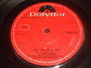VINYL-7-SINGLE-The-New-Seekers-Beg-Steal-or-Borrow-2058-201