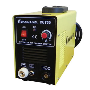 NEW-RICHMOND-CUT50-AIR-INVERTER-PLASMA-CUTTER-220V-50A