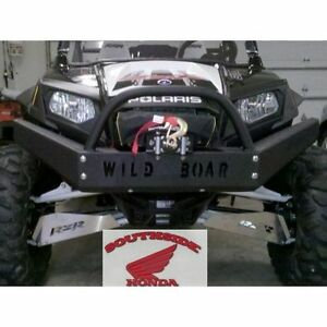 WILD-BOAR-FRONT-BUMPER-WITH-WINCH-MOUNT-POLARIS-RZR-RSRS-RSR4-800-2008-2013