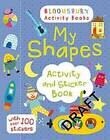 My Shapes Sticker Activity Book by Bloomsbury Publishing PLC (Paperback, 2013)