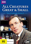 All Creatures Great And Small : Series 2 (DVD, 2013, 4-Disc Set)