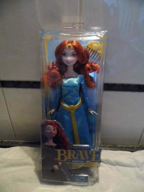 Disney Brave Merida Barbie