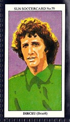 SUN-SOCCERCARDS-1979-#050-BRAZIL & VASCO DE GAMA