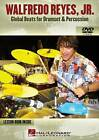 Global Beats For Drumset and Percussion by Walfredo Reyes (Mixed media product, 2006)