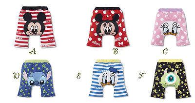Multi design lovely summer Toddler Boy Girls Baby PP Pants bottoms trousers pp14