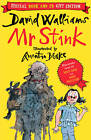 Mr Stink by David Walliams (Mixed media product, 2012)