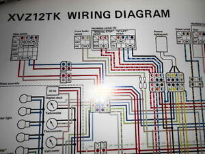 1982 yamaha virago 750 wiring diagram 1982 image 1982 virago 750 wiring diagram wiring diagram for car engine on 1982 yamaha virago 750 wiring