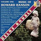 Howard Hanson - Music of , Vol. 1 (1998)