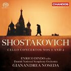 Dmitry Shostakovich - Shostakovich: Cello Concertos Nos. 1 & 2 (2012)